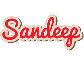 Sandeep chocolate logo