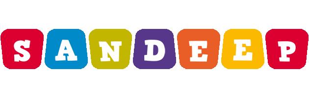 Sandeep daycare logo