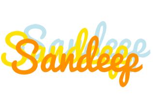 Sandeep energy logo