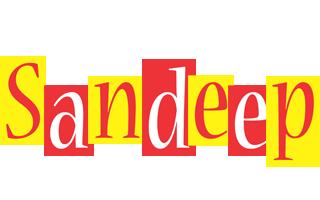 Sandeep errors logo