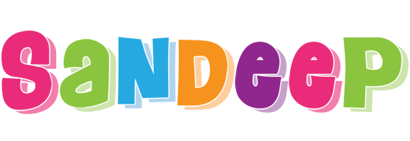 Sandeep friday logo