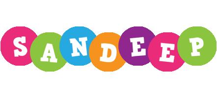 Sandeep friends logo