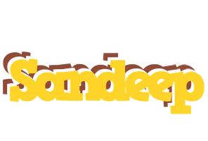Sandeep hotcup logo