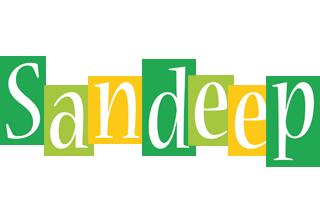 Sandeep lemonade logo