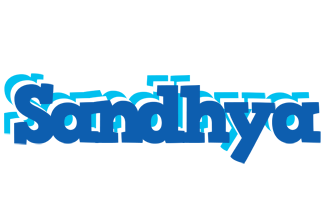 Sandhya business logo
