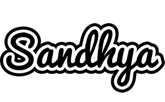 Sandhya chess logo