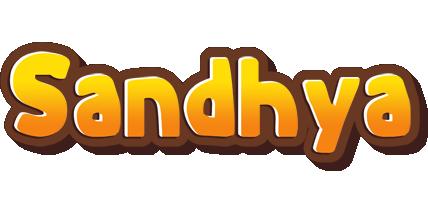 Sandhya cookies logo