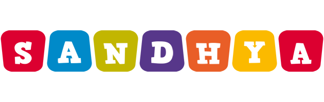 Sandhya daycare logo