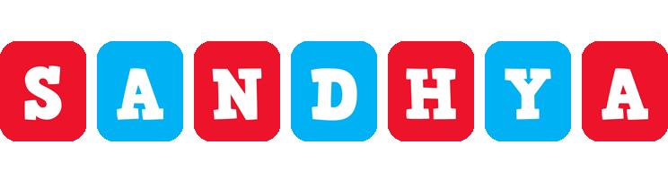 Sandhya diesel logo