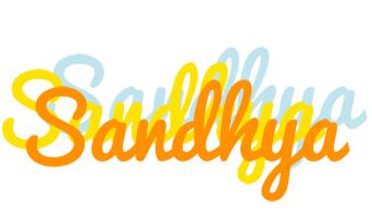Sandhya energy logo