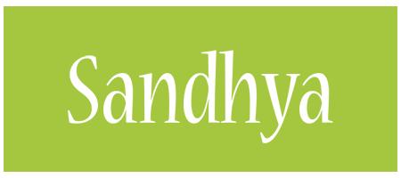 Sandhya family logo