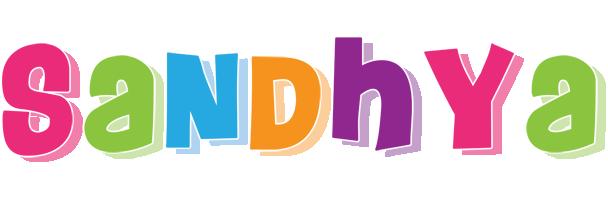 Sandhya friday logo