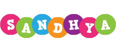 Sandhya friends logo
