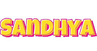 Sandhya kaboom logo