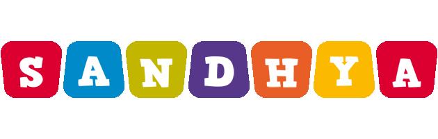 Sandhya kiddo logo