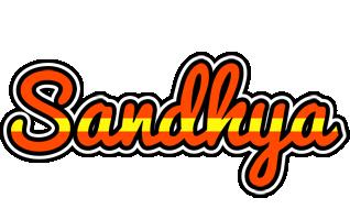 Sandhya madrid logo