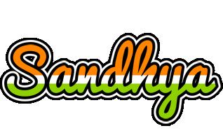 Sandhya mumbai logo