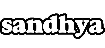 Sandhya panda logo