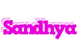 Sandhya rumba logo