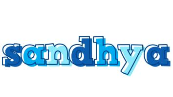 Sandhya sailor logo