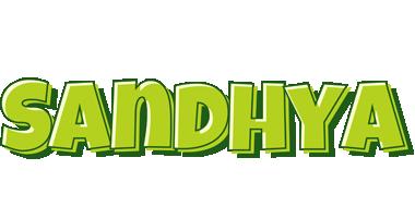 Sandhya summer logo