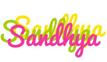 Sandhya sweets logo