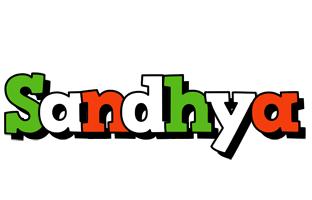 Sandhya venezia logo