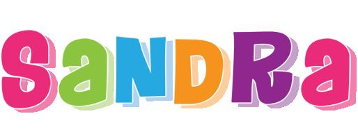 Sandra friday logo