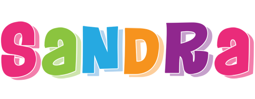 sandra logo name logo generator i love love heart