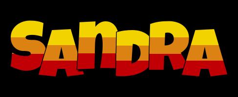 Sandra jungle logo