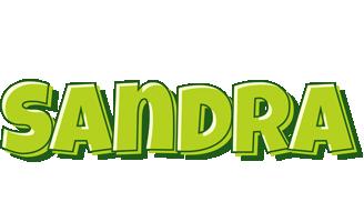 Sandra summer logo