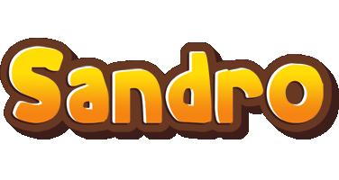 Sandro cookies logo