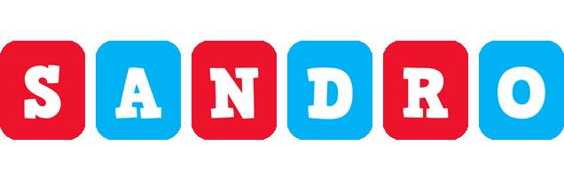 Sandro diesel logo