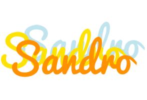Sandro energy logo