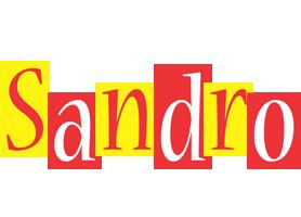 Sandro errors logo