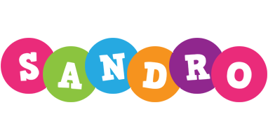 Sandro friends logo