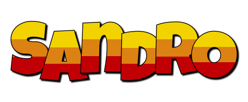 Sandro jungle logo