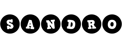 Sandro tools logo