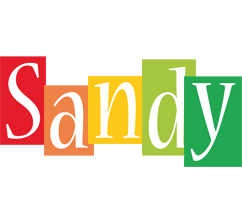 Sandy colors logo