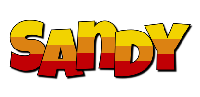 Sandy jungle logo