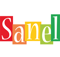 Sanel colors logo