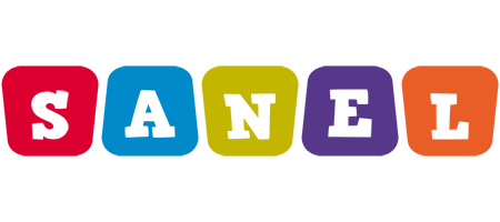 Sanel kiddo logo