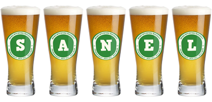 Sanel lager logo