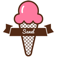 Sanel premium logo
