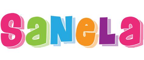 Sanela friday logo