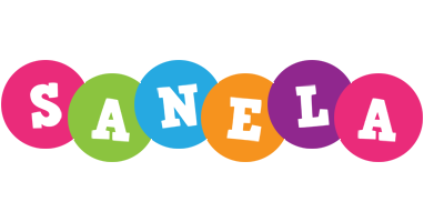 Sanela friends logo