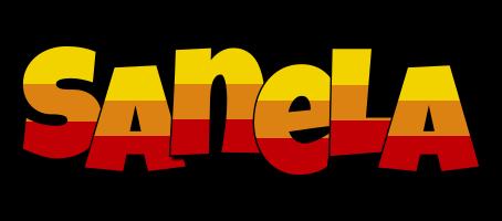 Sanela jungle logo