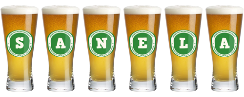 Sanela lager logo