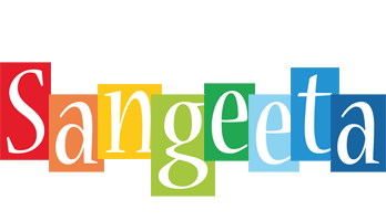 Sangeeta colors logo