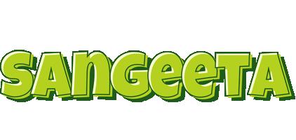 Sangeeta summer logo